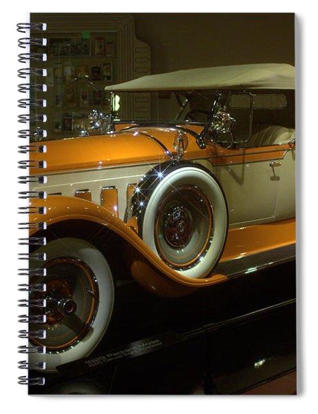 1929 Packard Spiral Notebook