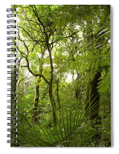 Jungle 1 Spiral Notebook