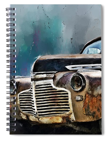 1941 Chevy Spiral Notebook
