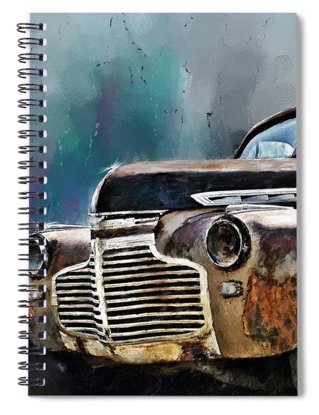1941 Chevy Spiral Notebook