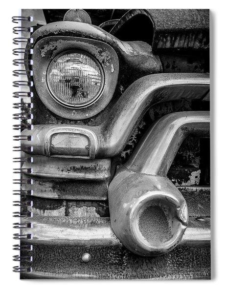 1950s Gmc 370 Truck Spiral Notebook