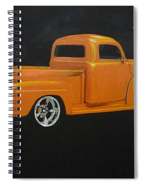 1952 Ford Pickup Custom Spiral Notebook