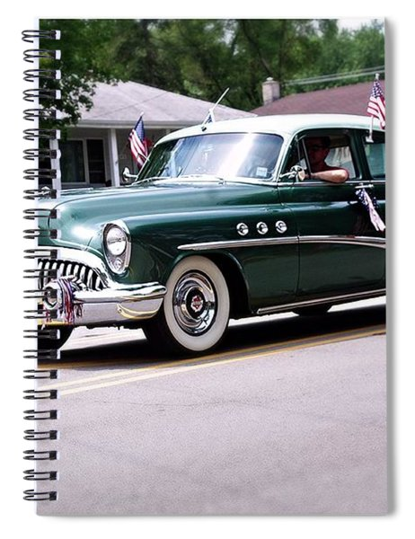 1953 Buick Special Spiral Notebook