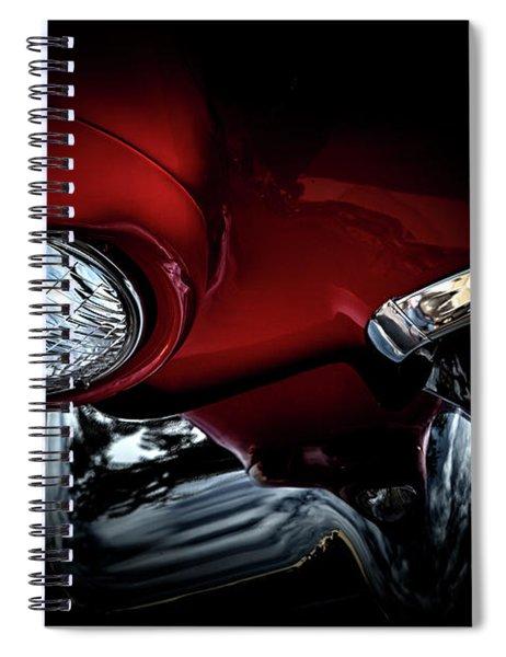 1957 Ford Thunderbird, No.6 Spiral Notebook