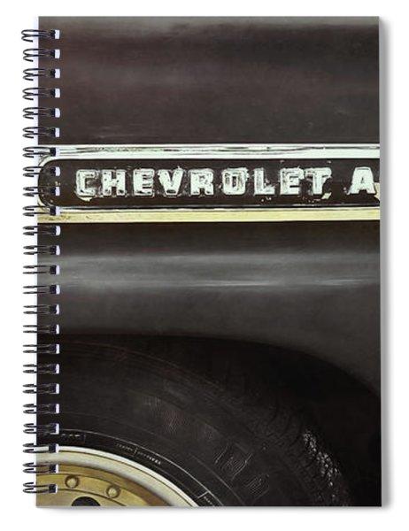 1959 Chevy Apache Spiral Notebook