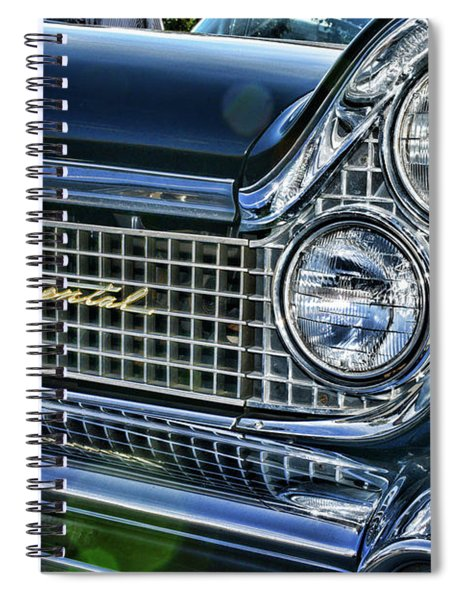 1959 Continental Spiral Notebook