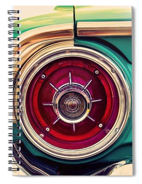 1964 Ford Galaxie 500 Xl Tail Light Spiral Notebook