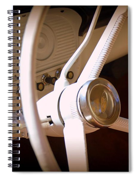 1966 Ford F100 Interior Spiral Notebook