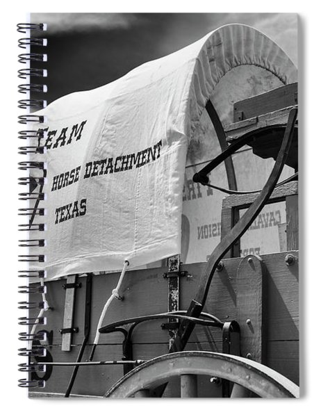 1st Cavalry Division Fort Hood Spiral Notebook