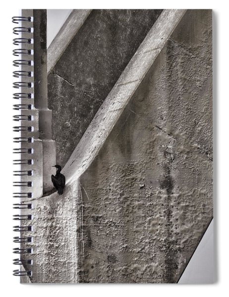 Architectural Detail Spiral Notebook