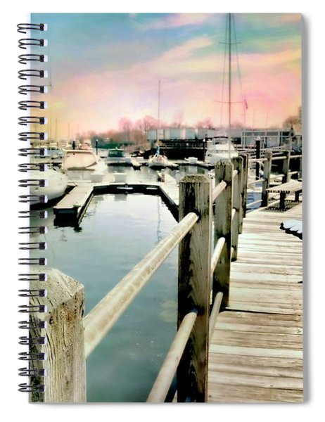 Awake Spiral Notebook