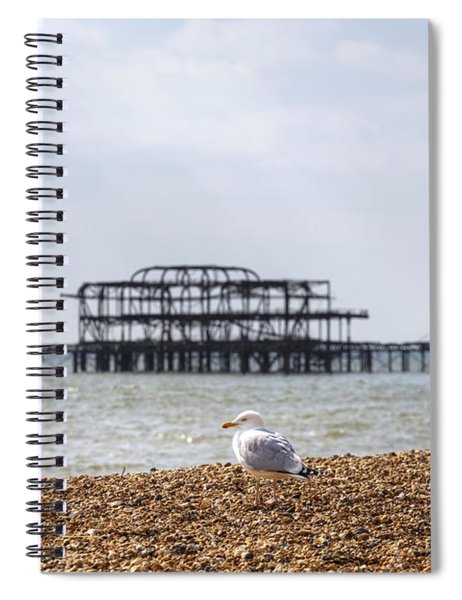 Brighton Spiral Notebook