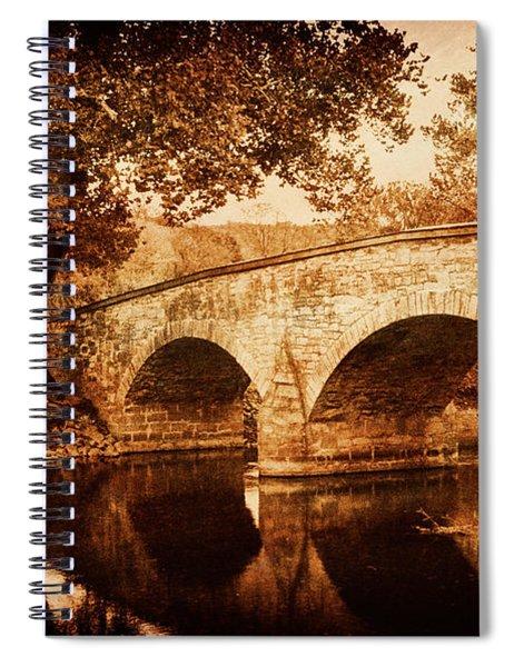 Burnside Bridge Spiral Notebook