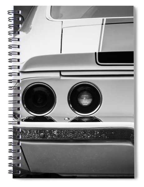 Camaro Spiral Notebook