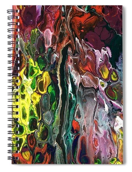 Detail Of Auto Body Paint Technician 3 Spiral Notebook