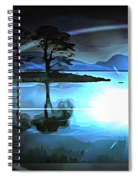 Dimensionless Spiral Notebook