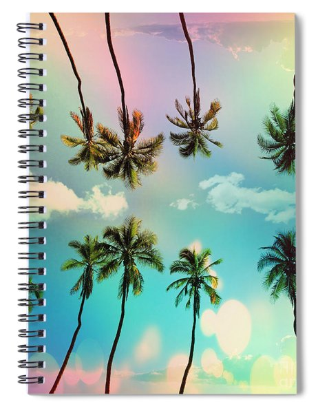 Florida Spiral Notebook
