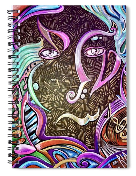 Gifted Spiral Notebook