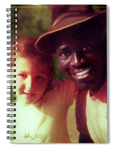 Good  Friends Spiral Notebook