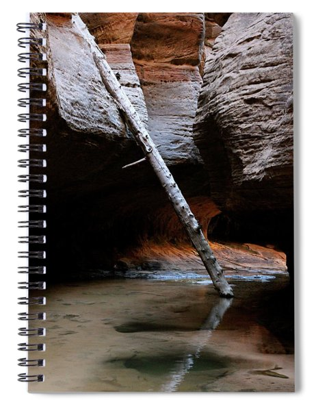Hanging By A Moment Spiral Notebook