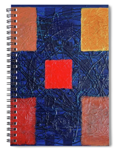 Imposing Order Spiral Notebook