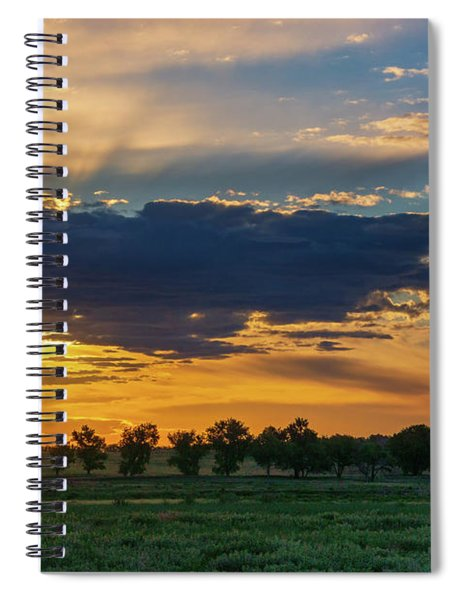 It's A New Day Spiral Notebook