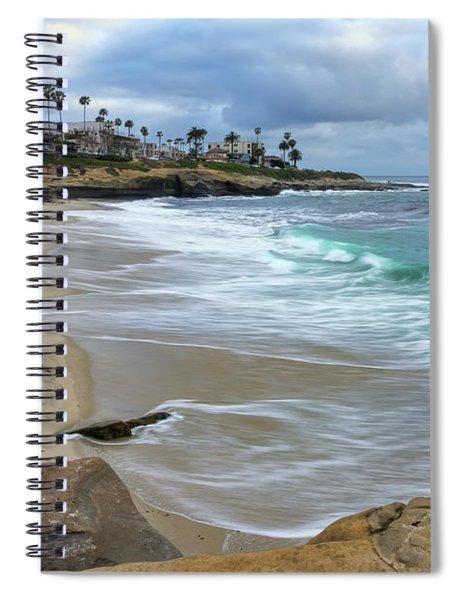 La Jolla Shores Spiral Notebook
