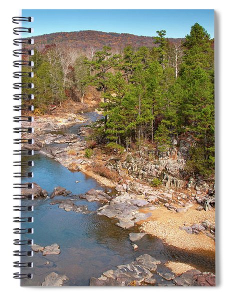 Marble Creek Spiral Notebook