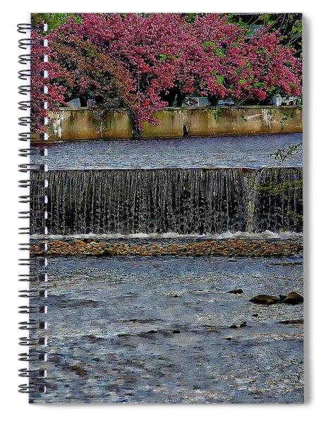 Mill River Park Spiral Notebook
