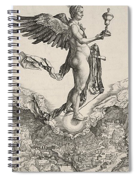 Nemesis Spiral Notebook