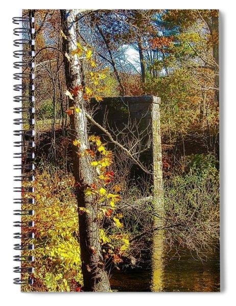 Northeast Spiral Notebook