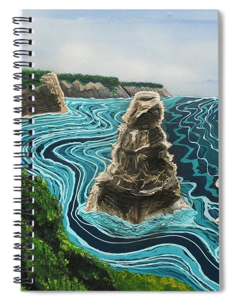 2 Of The 12 Spiral Notebook