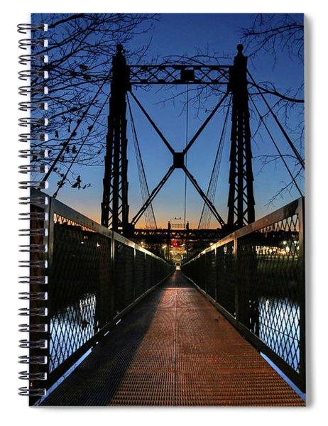 2 Penny Bridge Spiral Notebook