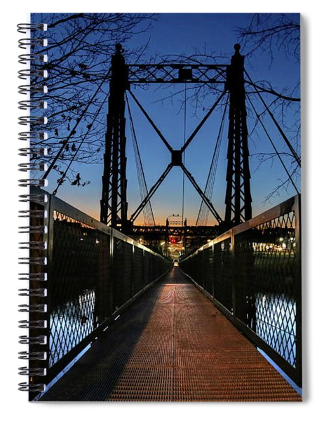 2 Penny Bridge Spiral Notebook