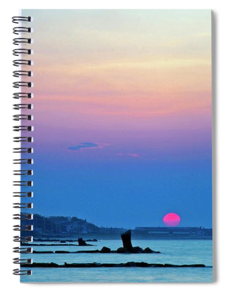 Provincetown Dawn Spiral Notebook