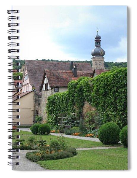 Sculpture Spiral Notebook