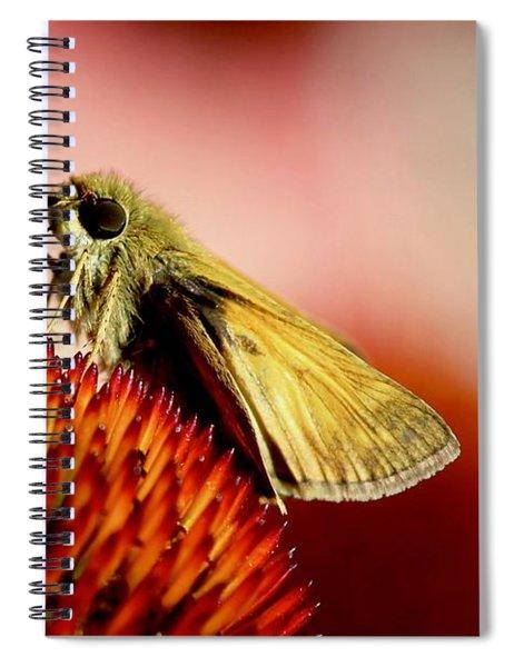 Skipper Spiral Notebook