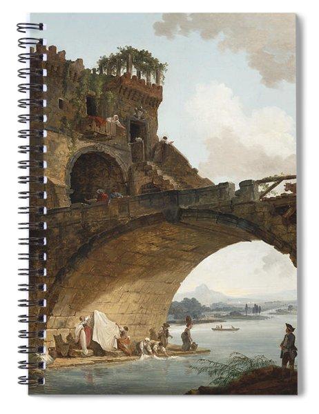 The Ponte Salario Spiral Notebook