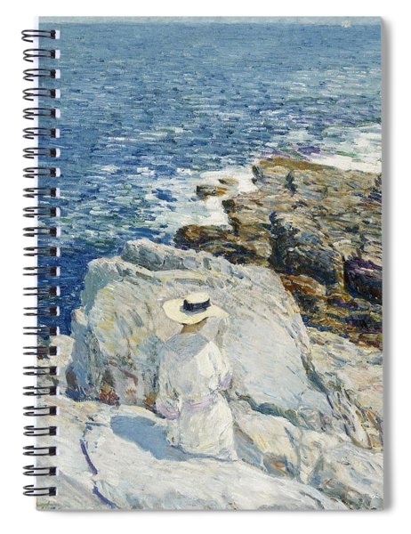 The South Ledges, Appledore Spiral Notebook