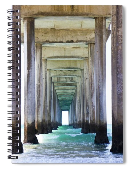 Thinking Outside Of The Box Spiral Notebook
