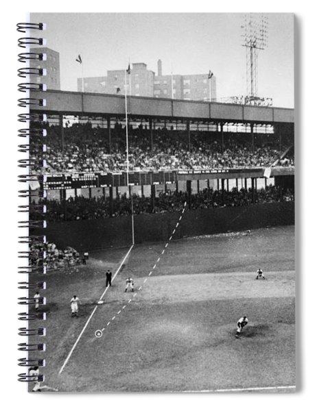 Thomson Home Run, 1951 Spiral Notebook