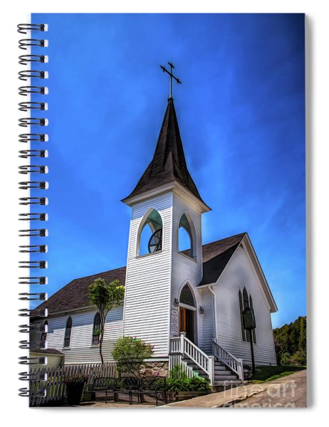 Trinity Church Spiral Notebook