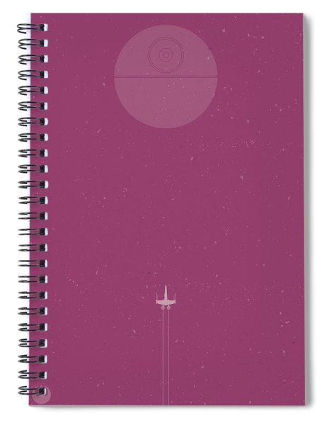 X-wing Attack Spiral Notebook