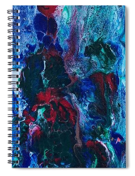 2001 Hardy Spiral Notebook
