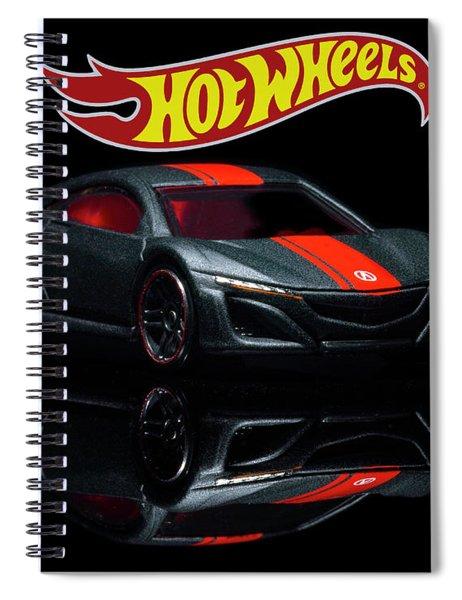 2012 Acura Nsx-2 Spiral Notebook