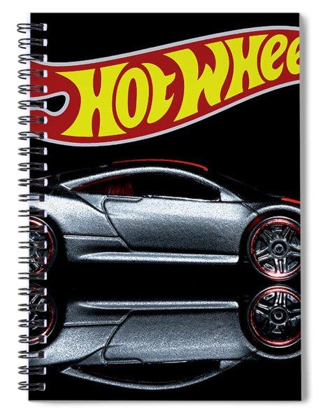 2012 Acura Nsx Spiral Notebook