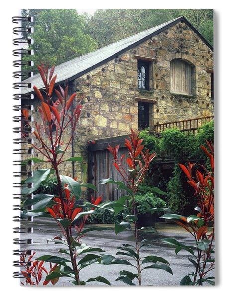 2b6342 Buena Vista Winery Sonoma Spiral Notebook
