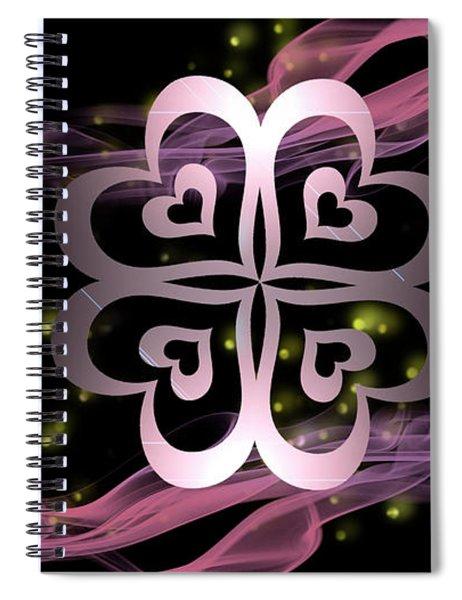 Artistic Spiral Notebook
