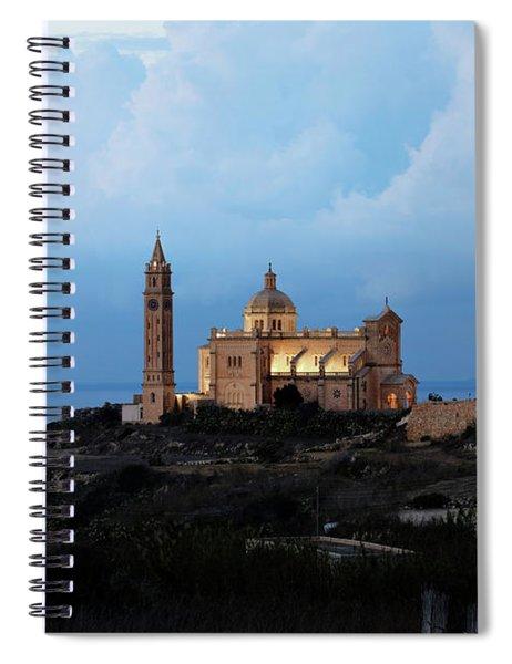 Basilica Ta Pinu - Gozo Spiral Notebook