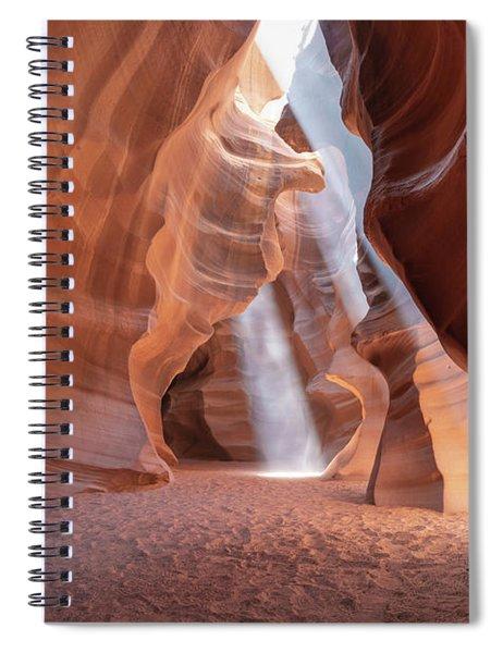 3 Beams Spiral Notebook